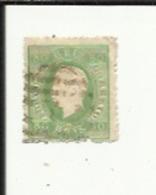 Timbre 50 Cts Reis  Dans L'etat - Postmark Collection