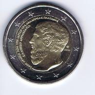 Grecia - 2 Euro Commemorativo 2013 - Platone - Grecia