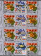 Yugoslavia, 2000, XXVII Summer Olympic Games, Stamp-vignette-stamp, MNH (**) - 1992-2003 Federal Republic Of Yugoslavia