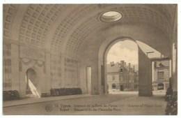 Belgique Ypres - Intérieur De La Porte De Menin - Otros