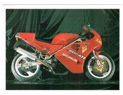 CPM MOTO DUCATI 851 2 CYLINDRES SUPER SPORTSTER 851 CM 3 - Motos