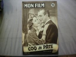 MON FILM N° 302 DU 4-6-52 JACQUELINE GAUTHIER ET MAURICE ESCANDE DANS COQ EN PÂTE - Kino