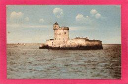 17 CHARENTE-MARITIME Le Fort Du CHAPUS à Marée Haute, Marennes, 1923,  (R. Bergevin La Rochelle) - France