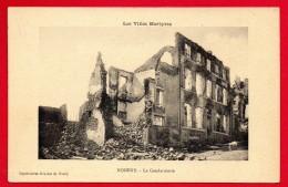 54. Nomeny. Ruines De La Gendarmerie. 1914-18 - Nomeny