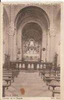 LA PEINIERE - En St Didier - Intérieur De La Chapelle - En état - France