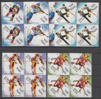 VIETNAM 1992  OLYMPIC  ALBERBILLE 92   YVERT N° 1269/73**MNH    VF   Réf  E151