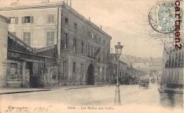 PARIS LA HALLES AUX CUIRS 75005 - Arrondissement: 05