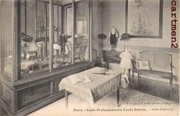 PARIS ECOLE PROFESSIONNELLE COUTURE EMILE DUBOIS SALON D'ESSAYAGE MODE ENSEIGNEMENT TEXTILE FASHION 75014 - Distrito: 14