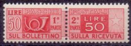 Italien Paketmarke Mi. 76 ** - Ansehen!! - Colis-postaux