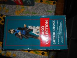 Capitaine HADOCK Et MILOU (sans TINTIN), Moule Pour Plâtre Mako, Statuette 20 Cms à Mouler Et à Peindre - Tintin