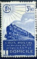 FRANCE COLIS POSTAUX 1941 N° YVERT N° 184  DENTELE NEUF AVEC TRACE DE CHARNIERE - Ongebruikt