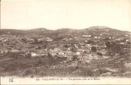 06220 VALLAURIS DIVERS FL 415 VUE GENERALE PRISE DE LA MAURE SPLENDIDE - Vallauris