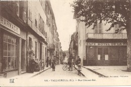 06220 VALLAURIS DIVERS FL 417 RUE CLEMENT BEL PHARMACIE HÔTEL SPLENDIDE - Vallauris