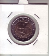 Lussemburgo - 2 Euro Commemorativo 2008 - Lussemburgo