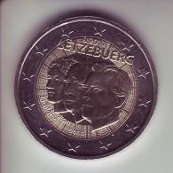 Lussemburgo - 2 Euro Commemorativo 2011 - Lussemburgo