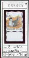 Buzin - Belgien - Belgique -  Belgium - Belgie - Michel 3061 - COB 3011  - ** Mnh Neuf Postfris - 1985-.. Vögel (Buzin)