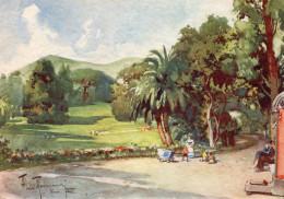 Aldoi Raimondi - Nervi (GE) : Parco Muinicipale Verso La Collina - Andere Illustrators