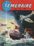 TEMERAIRE N ° 44 BE ARTIMA 05-1962 - Petit Format