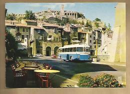 Jolie CP 04 Sisteron Perle De La Haute Provence - Ed Photoguy K 93 - Bus Car Autobus Autocar Bouisson - Cp Pas écrite - Sisteron