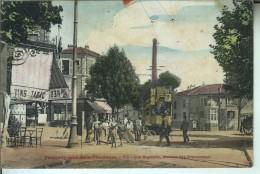 FONTENAY S BOIS Les Rigollots Station Des Tramways - Fontenay Sous Bois