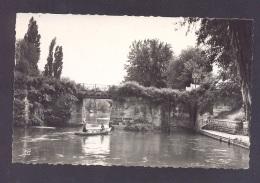 YVELINES 78 VILLENES Le Vieux Pont - Villennes-sur-Seine