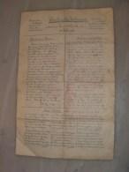 Hochzeits-Zeitung. Journal De Mariage. Loerrach.30 Juillet 1907. - Christianisme