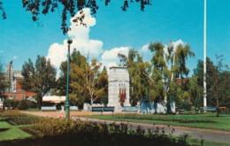 Canada Cenotaph Honoring Canada's War Dead Central Park Calgary