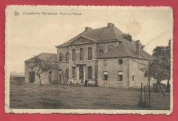 Chapelle-lez-Herlaimont - Ferme De L'Abbaye ( Voir Verso ) - Chapelle-lez-Herlaimont