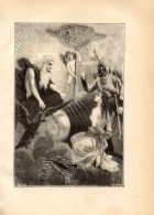 Poesia LA RASSEGNAZIONE Di GIUSEPPE GIUSTI Con 5 FOTOINCISIONI ORIGINALI 1846 - OTTIMO STATO - Libri, Riviste, Fumetti