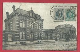 Virton St-Mard - La Gare -1923 ( Voir Verso ) - Virton