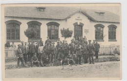 Romania - WW1 - German Soldiers - Landsturmbataillons Halle - Guerra 1914-18