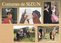 COSTUMES DE SIZUN MULTIVUES (dil191) - Sizun