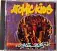 ATOMIC KIDS CD 10 Titres ROCK Métal La Face Cachée état Neuf Année 1996 - Hard Rock & Metal