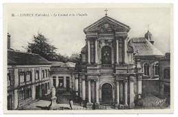 LISIEUX  LE CARMEL ET LA CHAPELLE - Calvados 14 - Editeur G. Artaud à Nantes - Lisieux