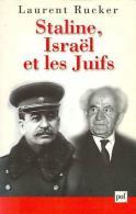 Staline, Israël Et Les Juifs By Rucker, Laurent (ISBN 9782130511656) - History