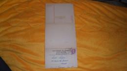 LETTRE ELECTRICITE DE FRANCE AGENCE DE MONTROUGE DE 1948./ PARIS. / CACHETS + TIMBRE - Marcophilie (Lettres)