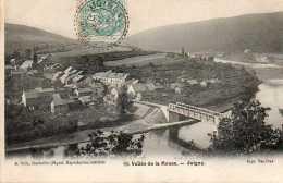 CPA- JOIGNY (08) - Vue Du Pont Sur La Meuse Et De L'entrée Du Bourg En 1904 - France