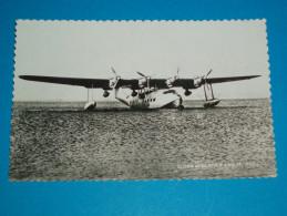 Aviation ) Hydravion : Liore Er Oliver Le O H - Quadrimoteur Hispano - Suiza - 26 Passagers - Avions