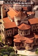 SAINT ETIENNE DE NEVERS Prieuré  CAMOSINE Annales Du Pays Nivernais N°80 / Morvan Nièvre Bourgogne Franche Comté - Bourgogne