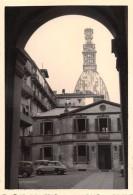 """04119 """"TORINO - LA MOLE ANTONELLIANA DOPO IL NUBIFRAGIO DEL 23 MAGGIO 1953"""" FOTOGRAFIA ORIGINALE - Lieux"""