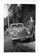 """04120 """"TORINO - FIAT 500 GIARDINIERA 1956"""" AUTO, ANIMATA, FOTOGRAFIA ORIGINALE - Automobili"""