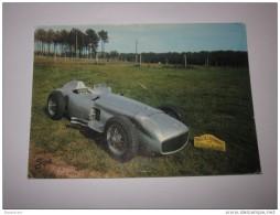 Ref2-  Musée Automobile Du Mans Et De Chatellerault Mercedes Course 2.50l  (course Automobile  1 Trou D´épingle - Le Mans