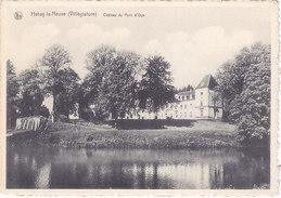 Habay-la-Neuve - Château Du Pont D'Oye (grand Format) - Habay