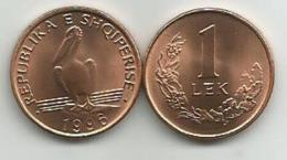 Albania 1 Lek 1996. UNC - Albania
