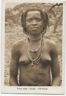 ANGOLA - Venus Negra -Ganda. - Afrique