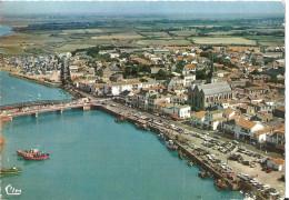 SAINT GILLES SUR VIE .. VUE GENERALE AERIENNE - Saint Gilles Croix De Vie