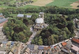 Grote Kaart Scherpenheuvel Luchtopname Basiliek Kreuk - Scherpenheuvel-Zichem
