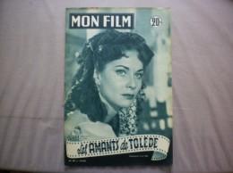 MON FILM N° 355 DU 10-6-53 ANNA MAGNANI DANS LE CARROSSE D'OR - Cinema