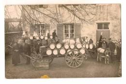 71 Vinzelles Loché Carte Photo Vin Macon - France