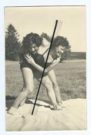 Photo : Lutte Ou Catch  Femme - Sporten